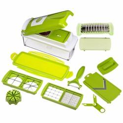 Bộ dụng cụ cắt rau củ quả 10 món đa năng