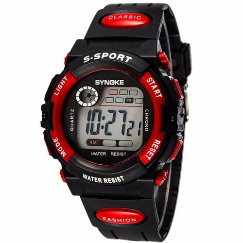 Đồng hồ thể thao trẻ em dây nhựa Synoke 99269 Đỏ size vừa - 4035388 , 3748504 , 15_3748504 , 175000 , Dong-ho-the-thao-tre-em-day-nhua-Synoke-99269-Do-size-vua-15_3748504 , sendo.vn , Đồng hồ thể thao trẻ em dây nhựa Synoke 99269 Đỏ size vừa