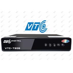 Đầu thu truyền hình số mặt đất DVB T2 VTC