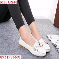 Giày slip on búp bệ cực xinh - GX40