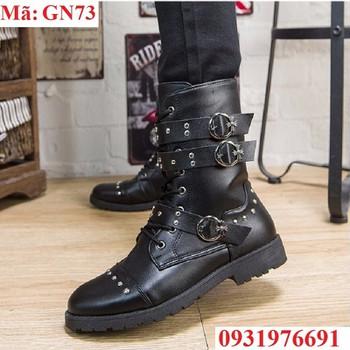 Giày Bốt Nam cao cấp NEW 2016 - GN73