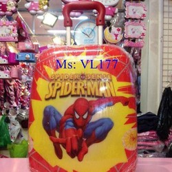 Va li kéo du lịch cho bé hình người nhện VL177