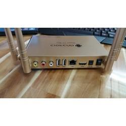 Android TV Box T18 biến Tivi thường thành Smart TV thông minh