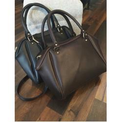 Túi C-Bag da mềm vừa A4 giá khuyến mại siêu rẻ chỉ 160k