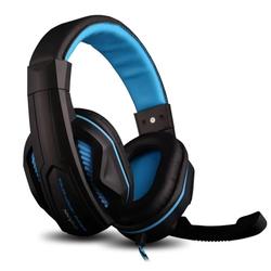 Tai nghe chụp tai cho Gamer Ovann X2 Đen phối xanh