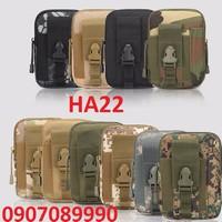 Túi đeo lưng thời trang phong cách quân đội - HA22