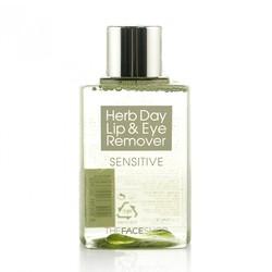 Tẩy trang dành cho mắt và môi Herb Day Lip And Eye Remover Sensitive