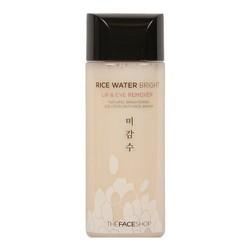 Tẩy trang mắt môi Rice water lip - eye remover Thefaceshop