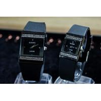 Đồng hồ cặp đen