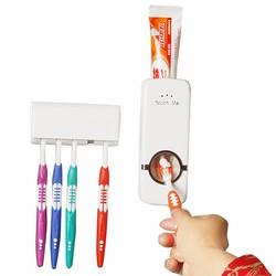 Dụng cụ lấy kem đánh răng tự động