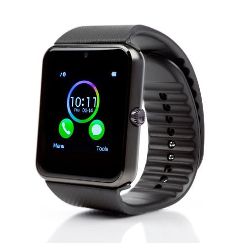 Đồng hồ thông minh Smartwatch GT08 đen - 4037880 , 3756716 , 15_3756716 , 289000 , Dong-ho-thong-minh-Smartwatch-GT08-den-15_3756716 , sendo.vn , Đồng hồ thông minh Smartwatch GT08 đen