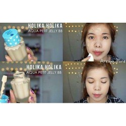 bb cream thạch holika holika aqua petit jelly