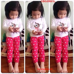 Sét dài tay đồ ngủ cho bé yêu từ 1-8 tuổi_CBG20821