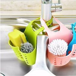 Khay nhựa dẻo để vật dụng rửa chén, nhà tắm
