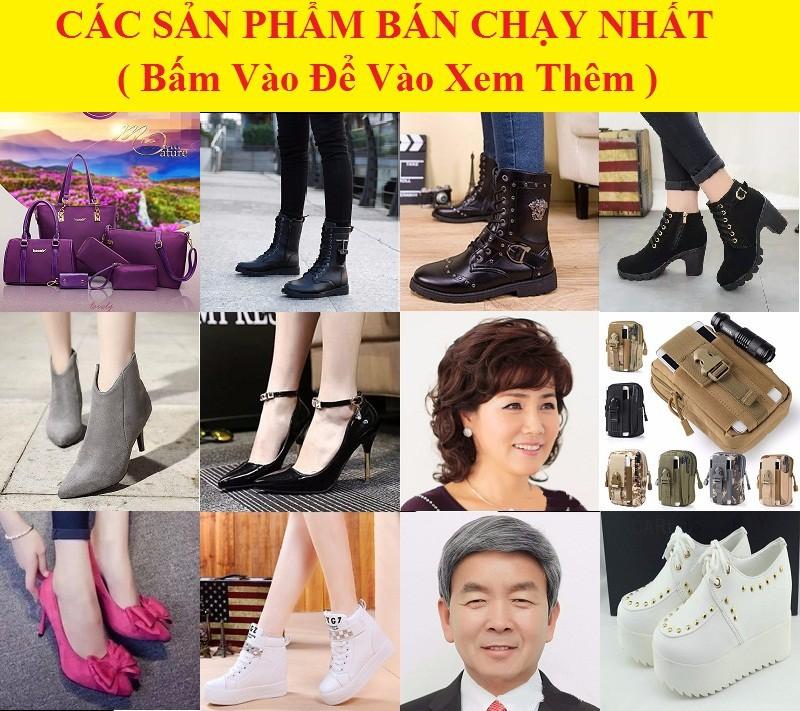 Giày sneaker nữ thời trang cực đẹp - GN1 5