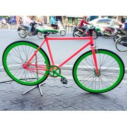 xe đạp fixed gear cb33