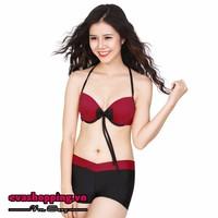 Bộ Bikini Thun Cao Cấp Evabkn143