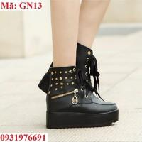Giày sneaker nữ Hàn Quốc cực dễ thương - GN13