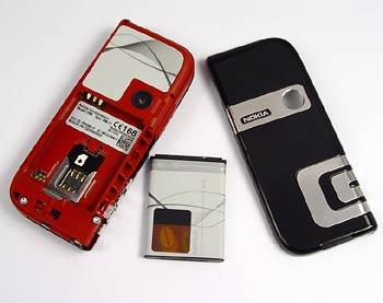 Nokia 7260 3