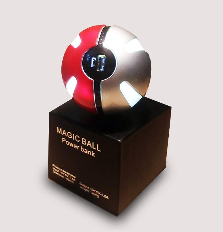Pin dự phòng Pokeball - POKEMON MAGIC BALL POWER BANK 1