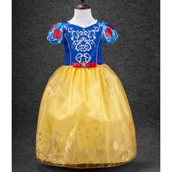 Đầm công chúa Bạch Tuyết