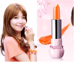 SALE🚀 Son Etude House Dear My Blooming Lips-talk #OR206 Fresh Orange