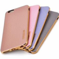 Óp Lưng Cho iPhone 4-5-6-6+ sọc caro nhuyễn đa hoa tiết