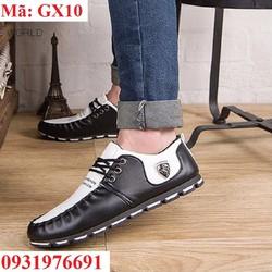 Giày nam da thật chính hãng cao cấp - GX10