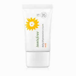 Kem Chống Nắng IInnisfree Daily UV Protection Cream Mild SPF35 PA++