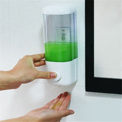 Hộp đựng nước rửa tay, dầu gội loại 1 ngăn
