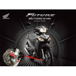 Khóa đĩa chống trộm xe máy, heo dầu Future 125 Fi | Phutunghaibanh.com