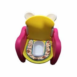 ghế ngồi cho bé đa năng, ngồi bô vệ sinh, ghế gội đầu, ghế ngồi tập ăn