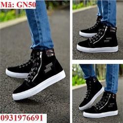 Giày nam cao cổ thể thao Hàn Quốc - GN50