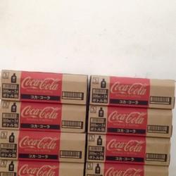 Nước ngọt Coca nhật và bia heineken bom 5 lít hà lan