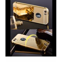 Ốp lưng vàng Iphone 4, 4S