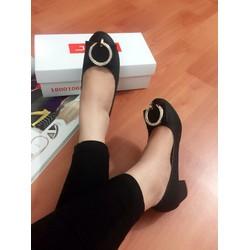 giày bup be got vuông -pl322