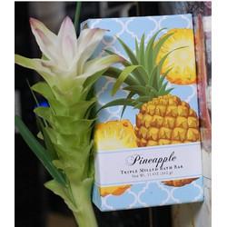 Xà bông handmade dưỡng da đẹp PineappleTriple Milled- USA