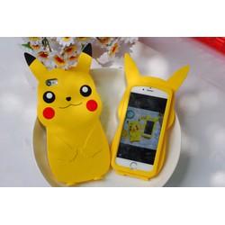 Ốp dẻo thú nổi pokemon cho Iphone - Giá Cực Sốc