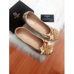 giày bup be đinh đa nư cao cấp -pl327