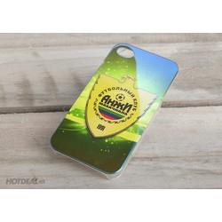 Ốp Lưng iPhone 4, 4S Màu Xanh