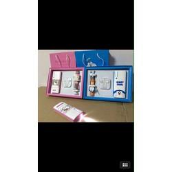 BỘ Pin sạc dự phòng Hello kitty - Doraemon