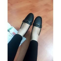giày mọi nữ cao cấp mang êm -pl329