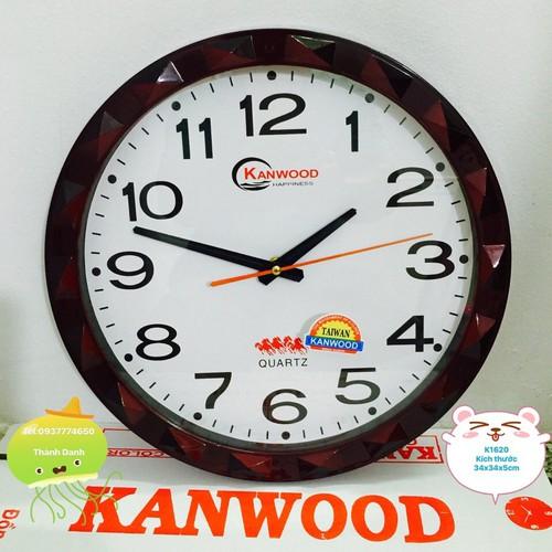 đồng hồ treo tường k1620