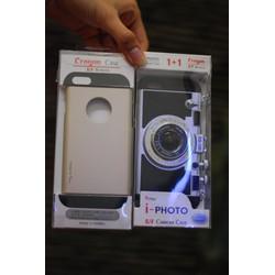 Ốp lưng Amigo Korea Camera iPhone