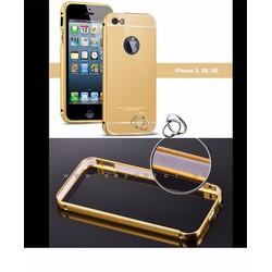 Ốp lưng vàng iPhone 5, 5S, SE