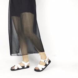 Sandal 2 quai chéo