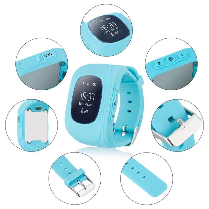 Đồng hồ cho bé Q50 1