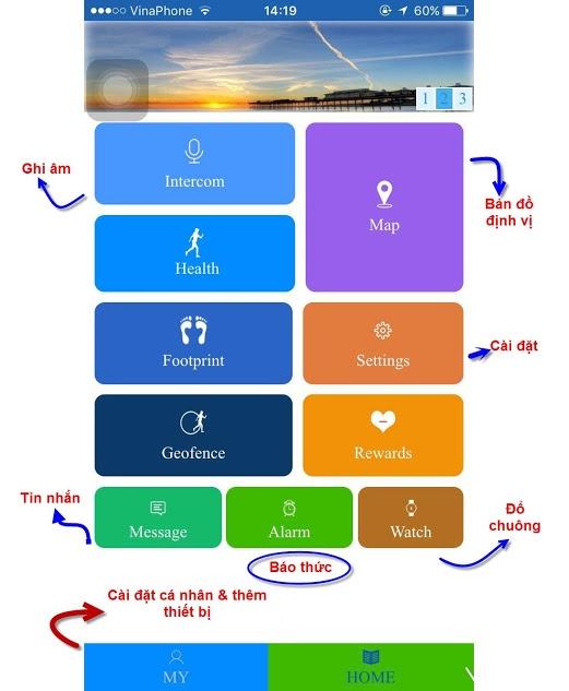 Đồng Hồ Định Vị Cho trẻ Em 6