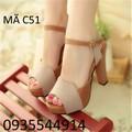 Giày cao gót sang trọng cao cấp C51