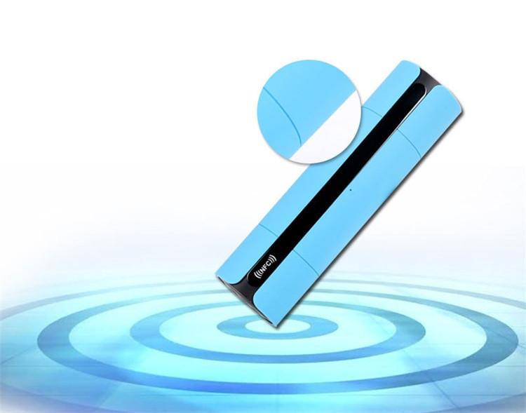 Loa nghe nhạc bletooth giá rẻ NFC gắn sim thẻ nhớ PKCB-8800 3